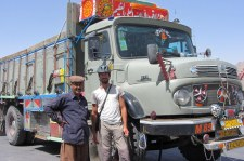 Camion iranien